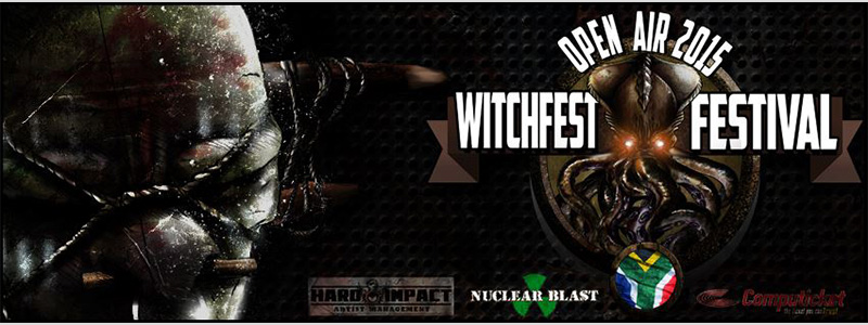 Witchfest Festival 2015 Tickets On Sale Now !