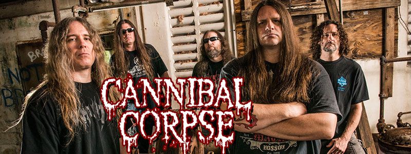 Cannibal Corpse Confirmed For Witchfest Open Air 2015