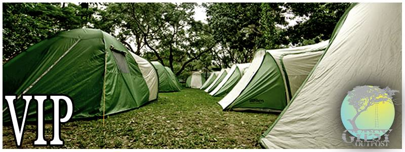 Gypsy Outpost Tents VIP Urban Camping