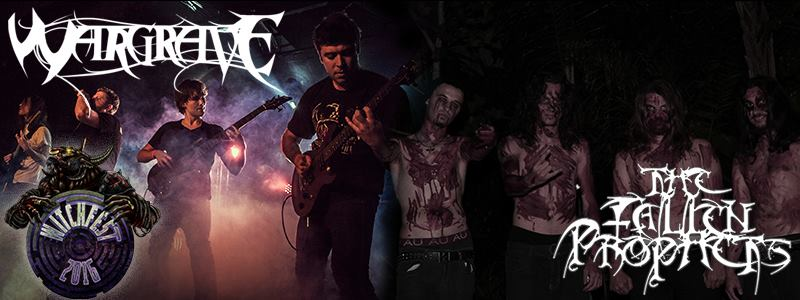 Wargrave And The Fallen Prophets Added To WITCHFEST 2016