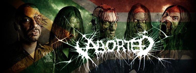 ABORTED SA Tour In July 2015