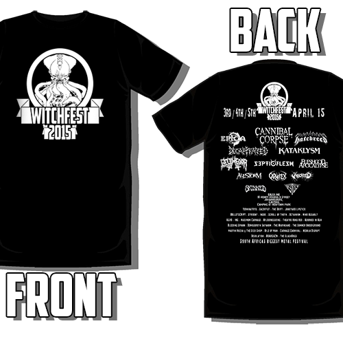 Witchfest 2015 – The Shirt