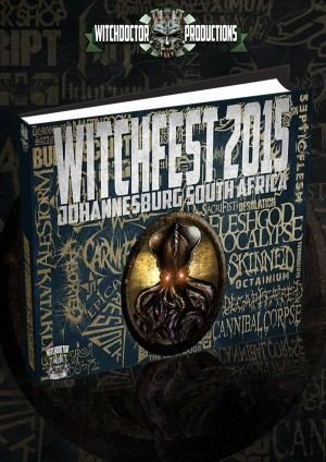 Witchfest 2015 – The Book