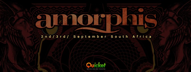 Amorphis SA Tour Cancelled