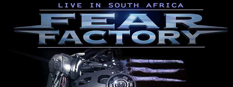 Fear Factory To Destroy South Africa In June 2016