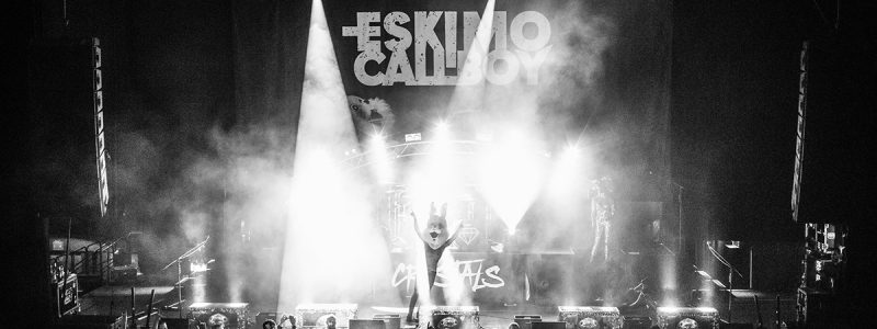 Get Ready To Party With Eskimo Callboy – Video Message