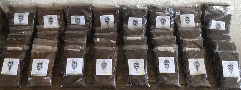 Witchdoctor Coffee is on sale now