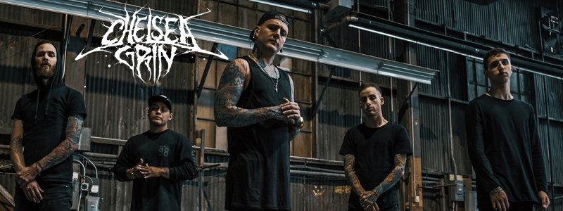 Chelsea Grin to Tour SA in August