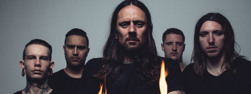 Thy Art Is Murder Show Day Info